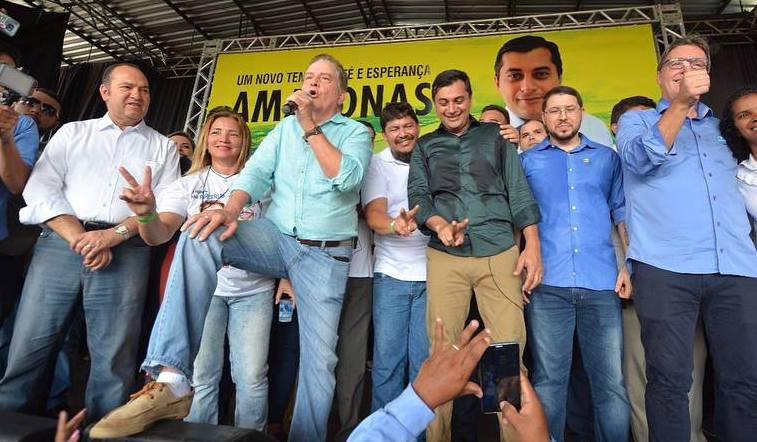 """""""Não muda nada no Amazonas"""", afirma Wilson Lima"""