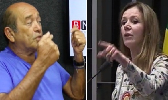 Embate acirrado entre petistas e comunistas por Praciano e Vanessa