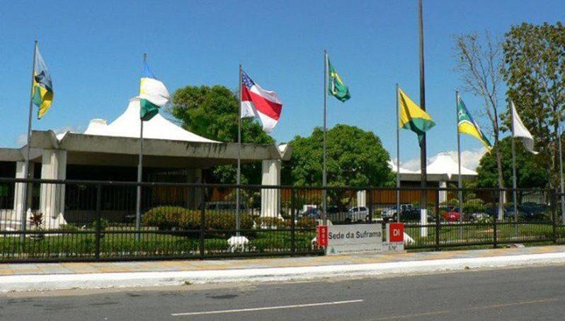 Justiça MPF DENUNCIA EX-SERVIDORES SUFRAMA