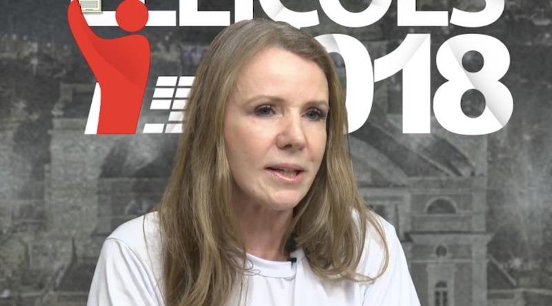 Vanessa diz que Bolsonaro vira as costas para Norte e Nordeste