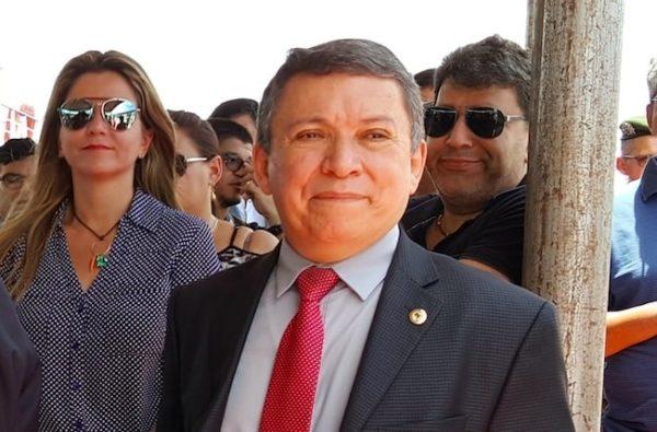 Fux manda para STF caso do MPE pela cassação de Vicente Lopes