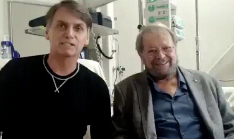 BOLSONARO DOR INFECÇÃO BOLETIM