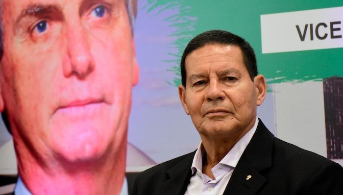 Vice de Bolsonaro defende mais incentivos para empresários da ZFM