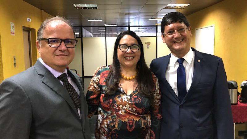 Associação nacional do MP fará pedido a Amazonino por Leda Mara