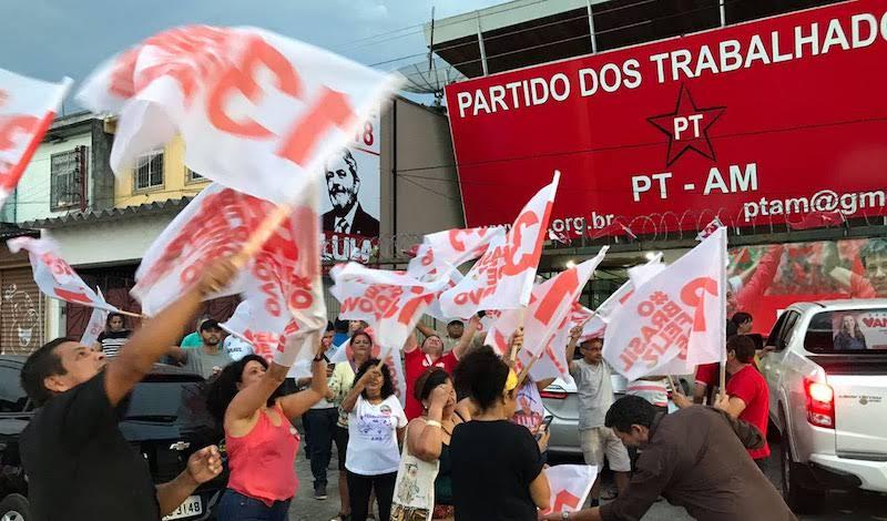 PT escolhe no sábado seu candidato a prefeito de Manaus