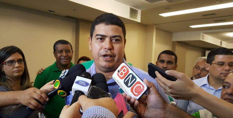 Amazonino reforça campanha com Amadeu Soares na SSP-AM