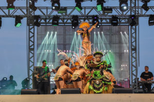 Palco da comemoração do aniversário de Manaus será a Ponta Negra