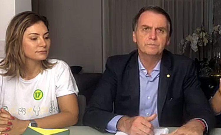 Bolsonaro ganha apoio de Trump em comércio e temas militares