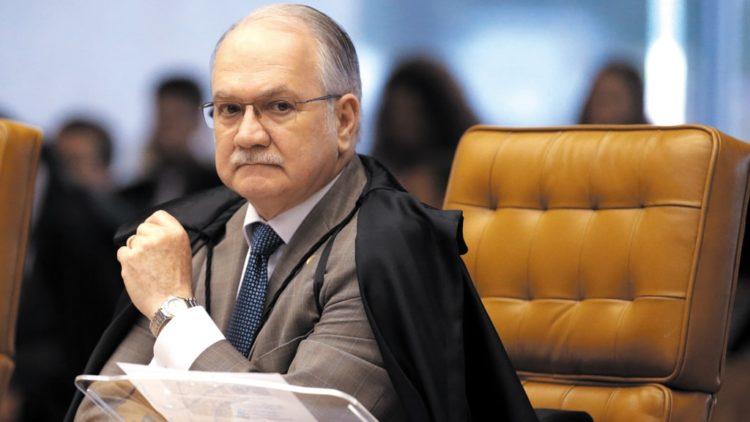 Fachin será relator da ação de apoiadores do governo