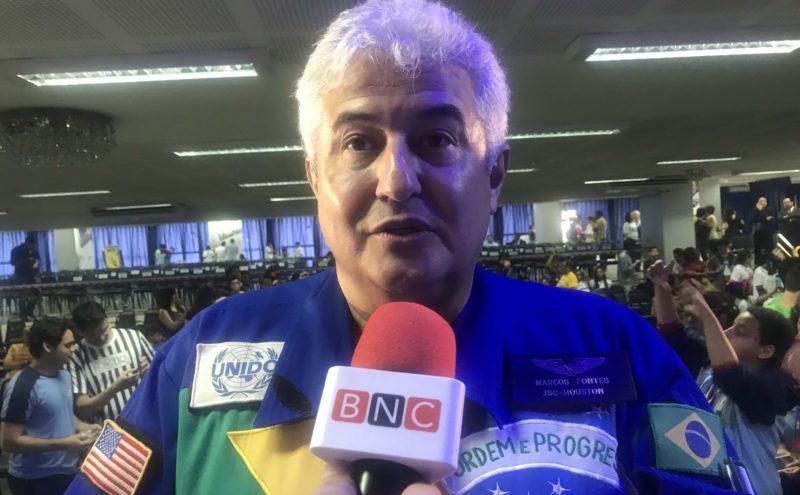 Ministro Marcos Pontes passa mal e é internado em Brasília