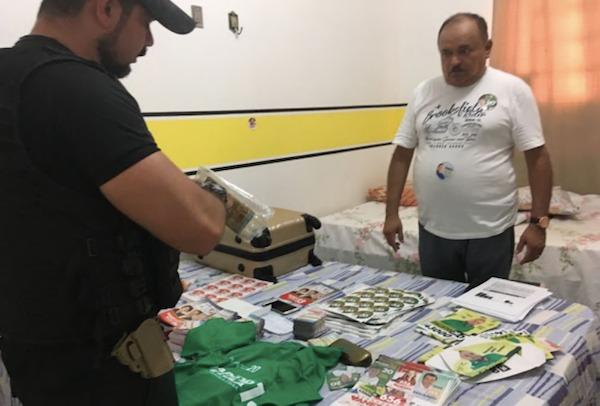 Ex-prefeito diz que foi vítima de armação da campanha de Amazonino