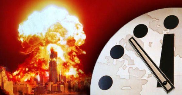 O Relógio do Apocalipse