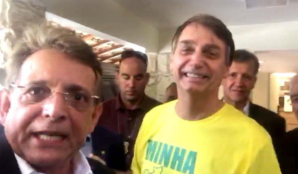 DEM Bolsonaro e Pauderney