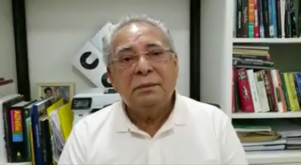VÍDEO: Confira o que disse Amazonino para Wilson após derrota