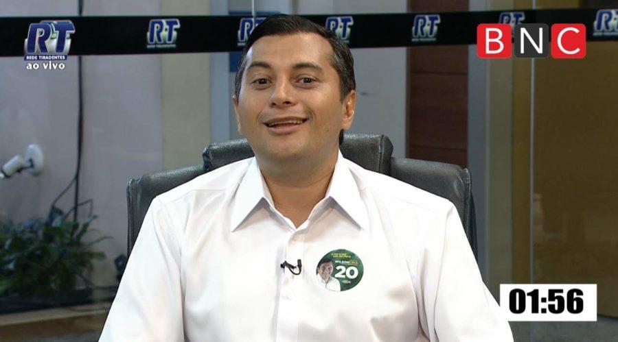 Wilson Lima - governador