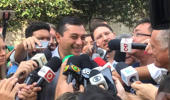 Wilson venceu em 17 dos 62 municípios amazonenses