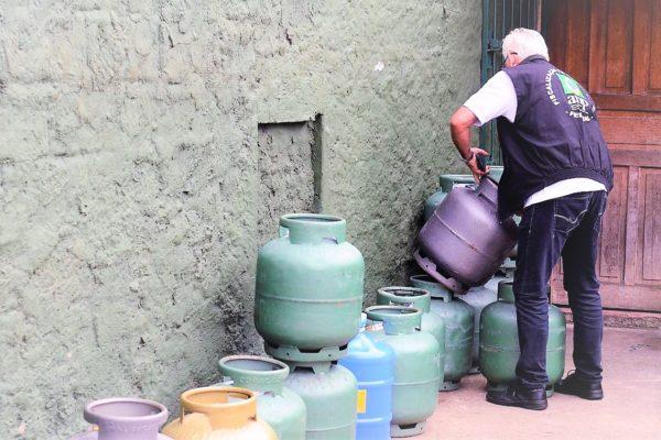 Gás de cozinha poderá ser vendido a quilo e botijão sem marca
