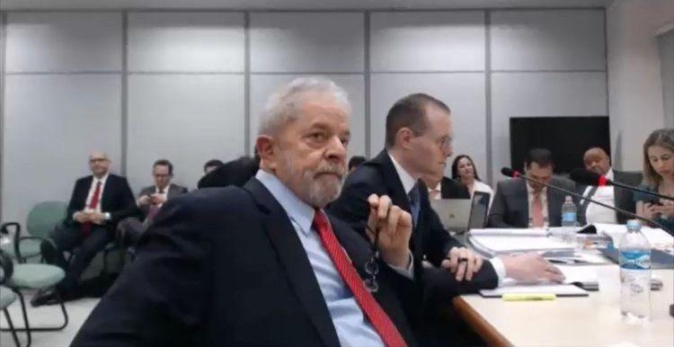 Lula reafirma em Juízo que não é dono do sítio reformado em Atibaia