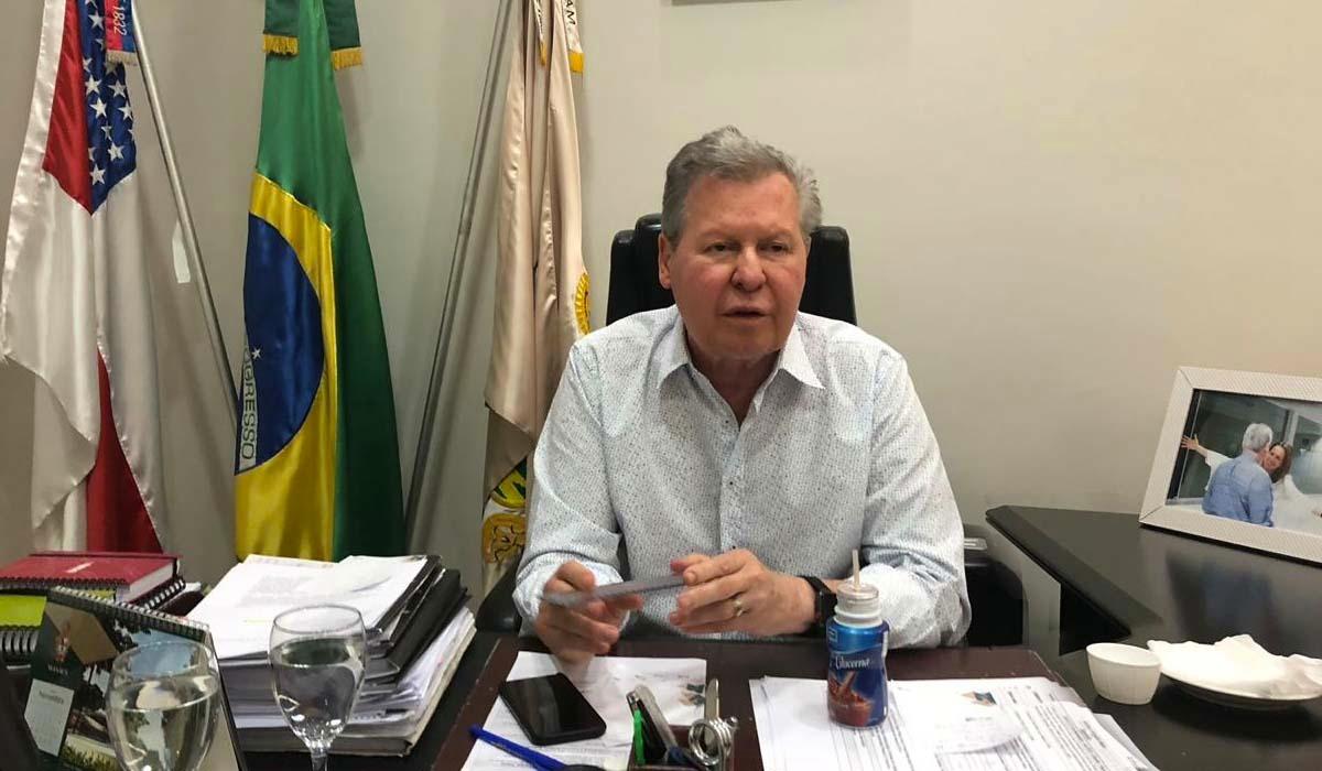 Prefeito Arthur Neto (PSDB)