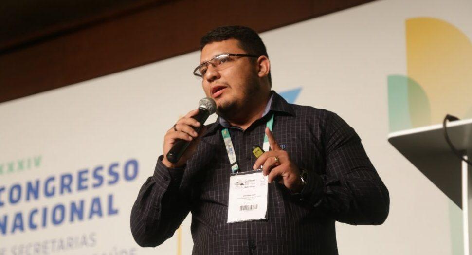 Januário Neto, presidente do Cosems-AM