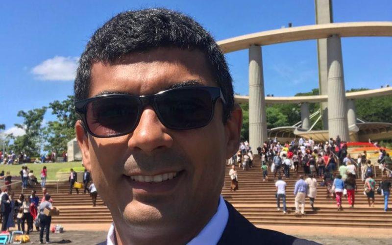 Marcos Apolo, o futuro secretário de Cultura do Amazonas