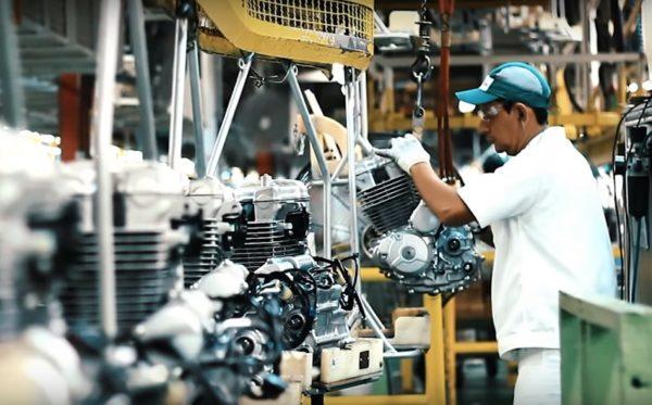 Após Samsung, Moto Honda suspende produção em Manaus