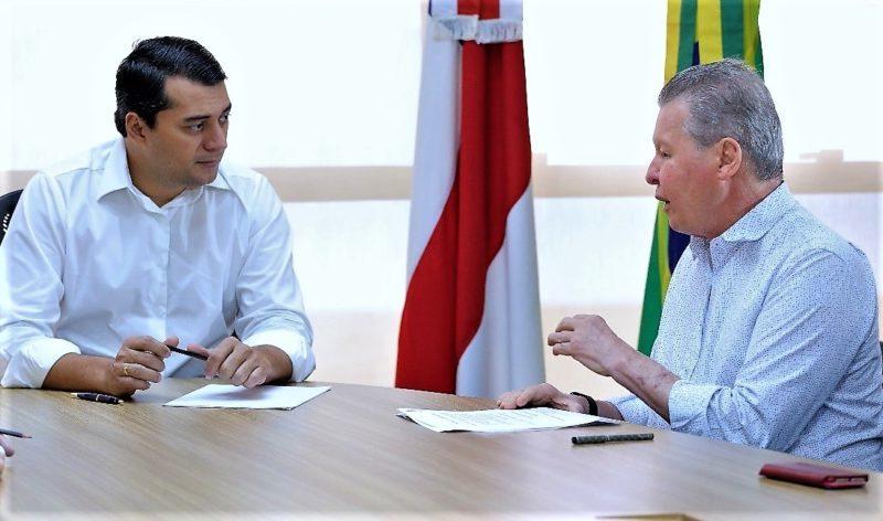Wilson e Arthur debatem na Câmara dos Deputados a pandemia no Amazonas