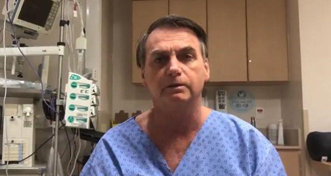Bolsonaro vai passar por nova cirurgia após atentado sofrido em 2018