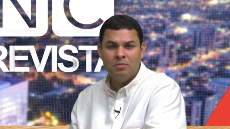 Saullo Vianna, de olho na Prefeitura de Parintins, está com pé no PTB
