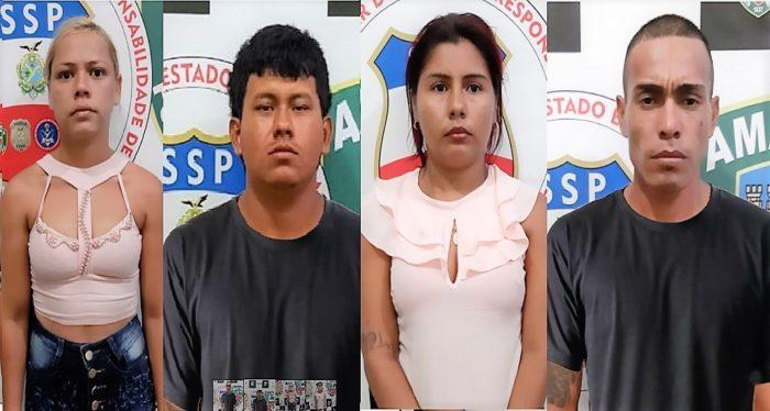 Presos quatro suspeitos de executar policial colombiano em Tabatinga