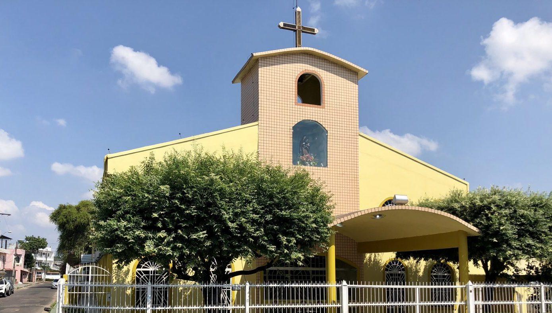 Igreja Betânia. Padre assaltado