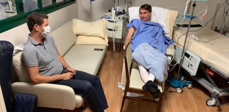 Bolsonaro deve voltar para casa nesta semana, dizem médicos