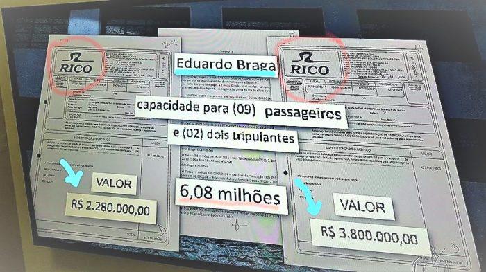 Relator da Lava Jato no STF abre prazo à PGR para denunciar Eduardo Braga