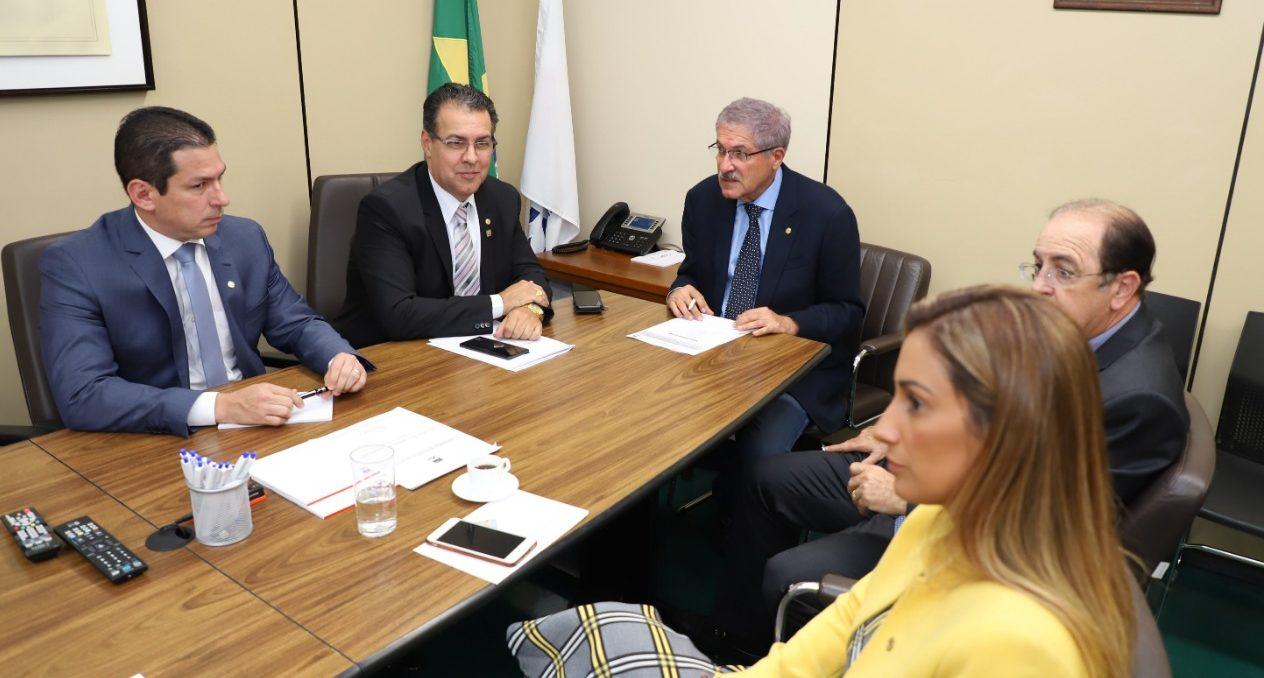Marcelo Ramos é confirmado vice-líder do PR na Câmara