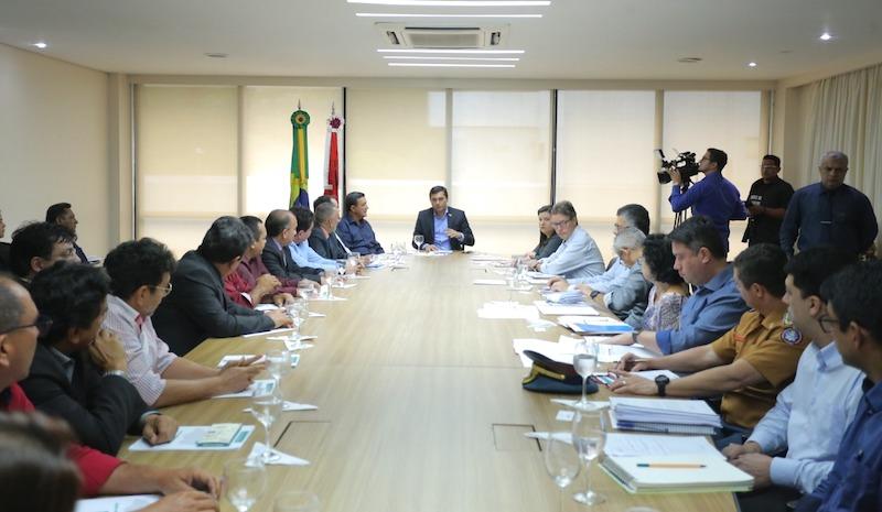 Após negociações, governo espera vitória na ALE-AM nesta quarta