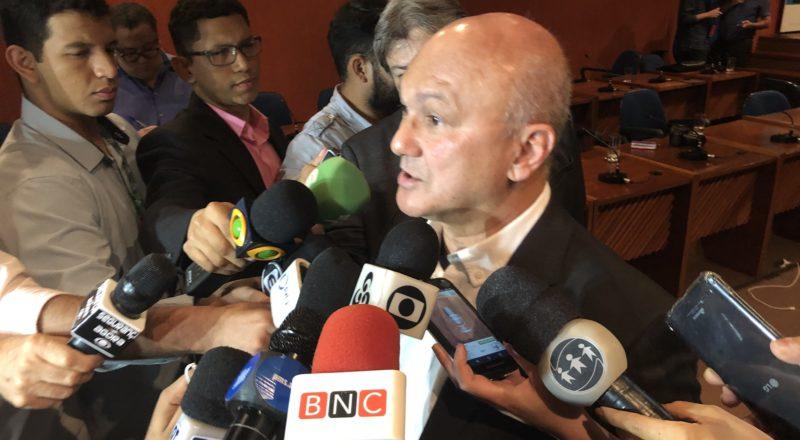 Senadores e deputados não vão à reunião do CAS com Bolsonaro