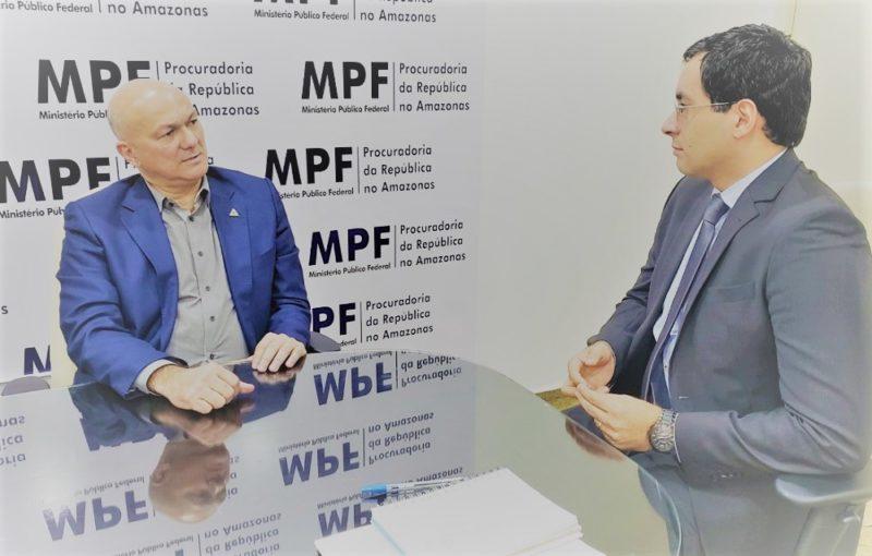 Suframa procura MPF/AM para fiscalizar aplicação da verba de P&D