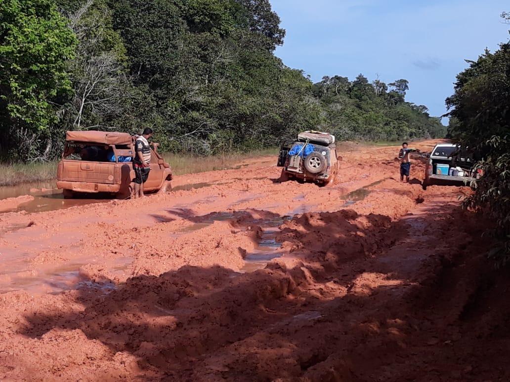 Sem licença ambiental, obra da BR-319 é suspensa pela Justiça
