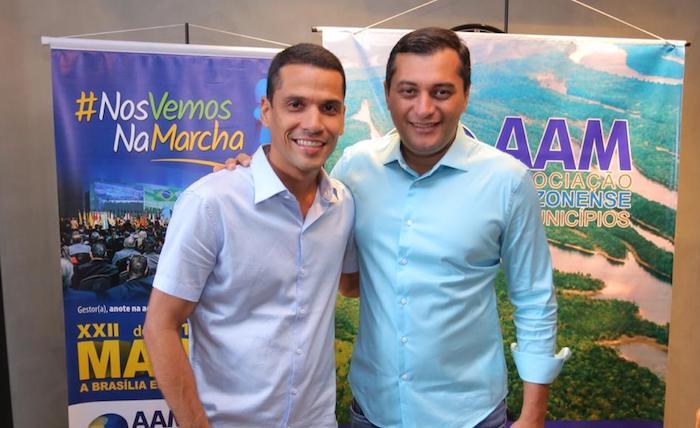 Maués será o primeiro município a ser visitado por Wilson Lima
