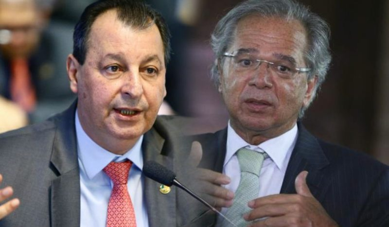 """Omar reage a ameaças de Guedes à ZFM: """"Governo não terá vida fácil"""""""