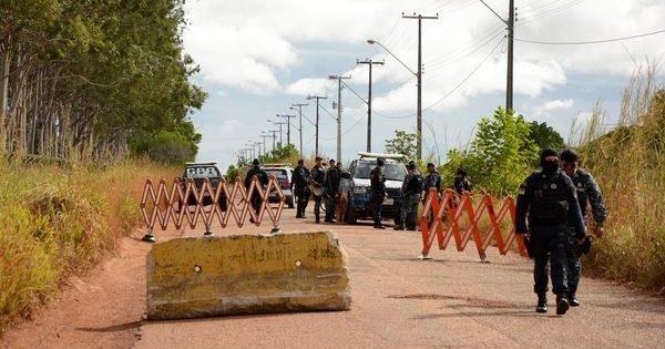 Intervenção de segurança segue em Roraima por mais seis meses