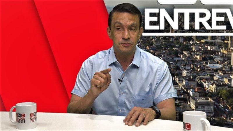 Sidney Leite pode ser relator de ação de cassação de Eduardo Bolsonaro