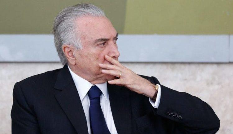 Grupo chefiado por Temer movimentou mais de R$ 1,8 bilhão