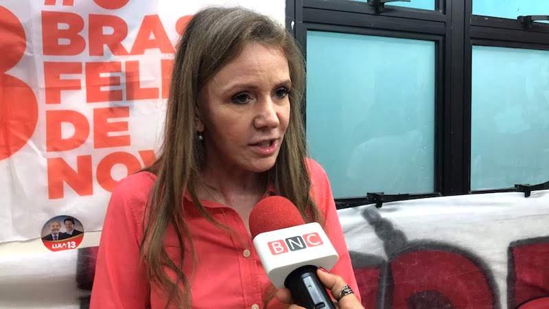 Vanessa reaparece amanhã no AM em ato pela paz na Venezuela