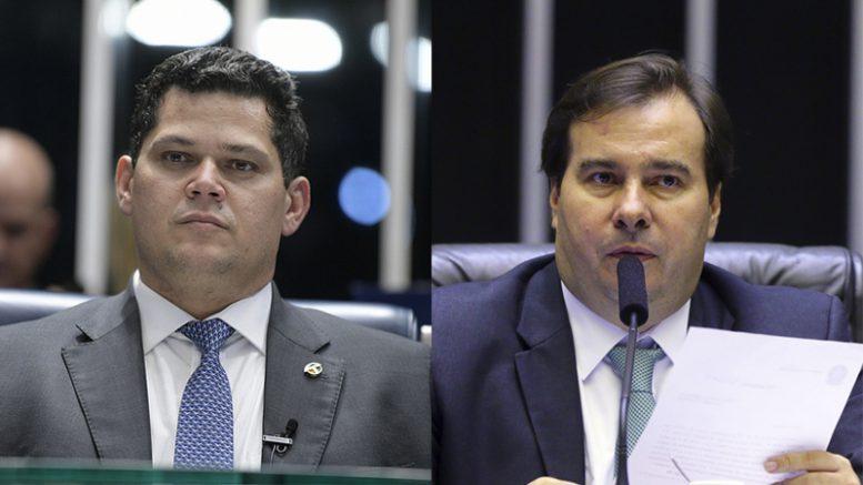Congresso será trincheira em defesa da ZFM, afirmam Davi e Maia
