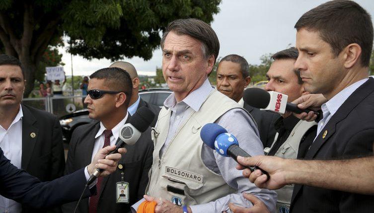 Bolsonaro é o único brasileiro entre 100 mais influentes do mundo