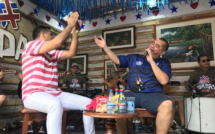 #Toadas abre temporada com show emocionante de Arlindo e Israel