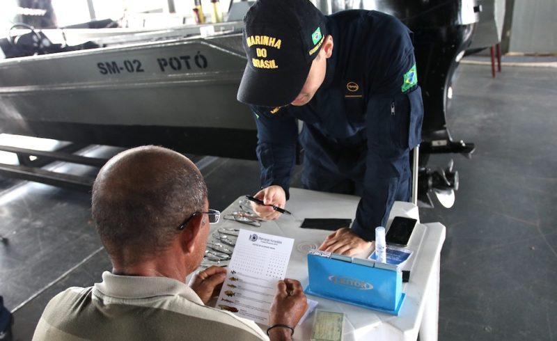 Instituições se unem para recuperar visão de ribeirinhos no Amazonas