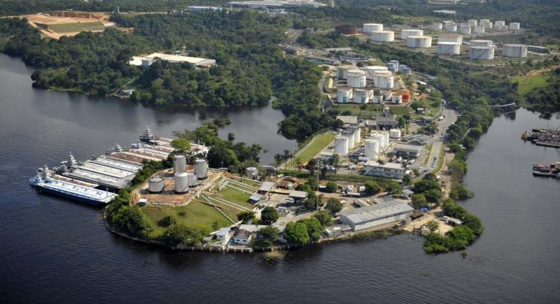 Petrobrás decide vender Refinaria de Manaus e outras sete unidades