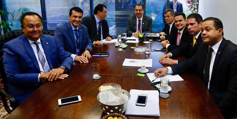 Bancada quer resolver alíquota dos concentrados direto com Bolsonaro